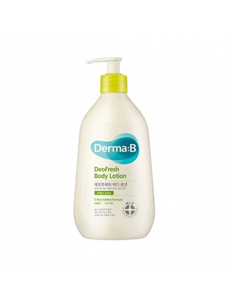 Лосьон Для Тела Освежающий Против Запахов Derma-B Deo Fresh Body Lotion