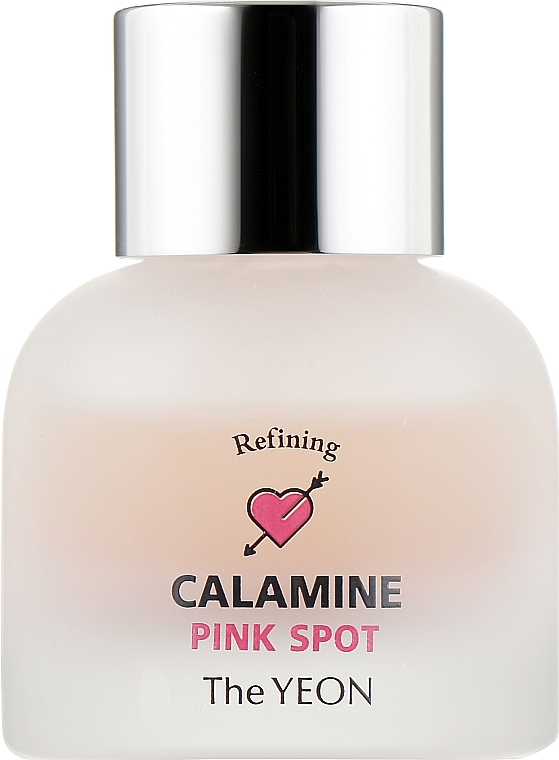 Средство Двухфазное Для Точечного Лечения Акне И Высыпаний С Каламином THE YEON REFINING CALAMINE PINK SPOT 15ml 0 - Фото 1