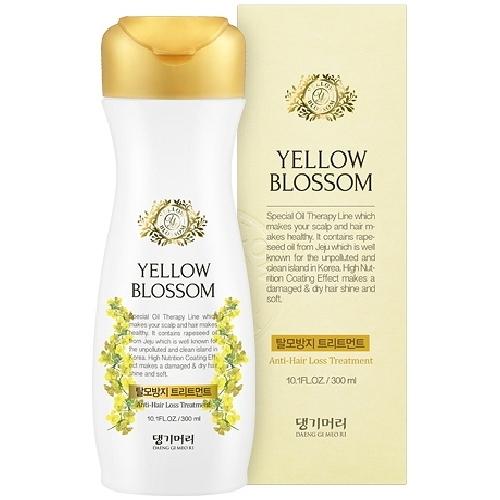Кондиционер-бальзам против выпадения волос Daeng Gi Meo Ri Yellow Blossom treatment 300ml 0 - Фото 1