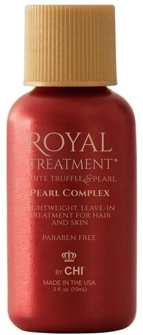 Комплекс восстанавливающий жемчужный на основе шелка для волос CHI Farouk Royal Treatment by CHI Pearl Complex 15ml 2 - Фото 2