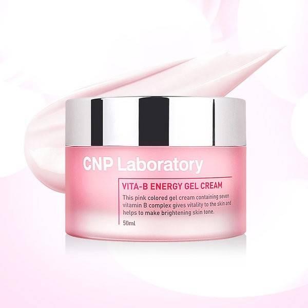 Крем Для Выравнивания Тона С Ниацинамидом CNP Laboratory  Vita-B Energy Gel Cream 50ml 0 - Фото 1