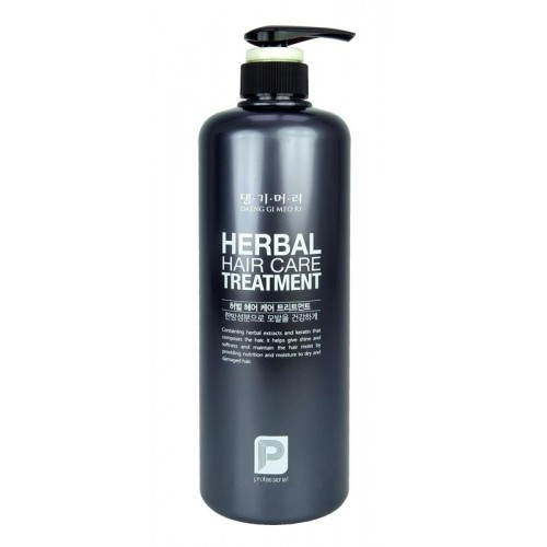 Кондиционер профессиональный для волос на основе лечебных растений Daeng Gi Meo Ri Herbal Hair Care Treatment 1000ml 0 - Фото 1