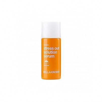 Сыворотка антистресс с маслом моркови BellaMonster Stress Out Solution serum mini 7ml 1 - Фото 2