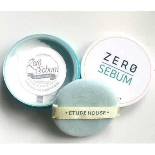 Минеральная Матирующая Пудра Для Лица Etude House Zero Sebum Drying Powder 3 - Фото 4