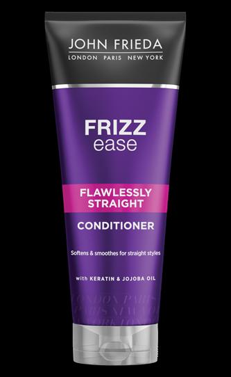Кондиционер выпрямляющий для волнистых, вьющихся и непослушных волос John Frieda Frizz-Ease Flawlessly Straight 250ml 0 - Фото 1