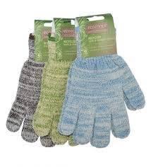 Перчатки Отшелушивающие Массажирующие Ecotools