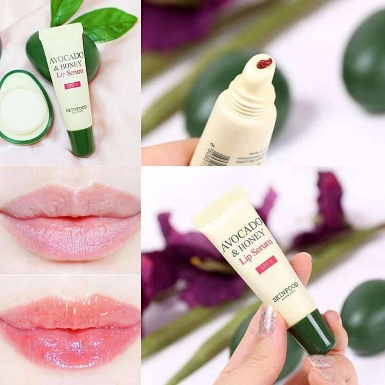 Сыворотка Для Губ SKINFOOD Avocado & Honey Lip Serum SPF8