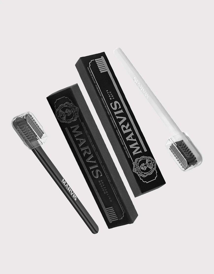 Зубная щетка мягкая Marvis Toothbrush Soft 4 - Фото 4