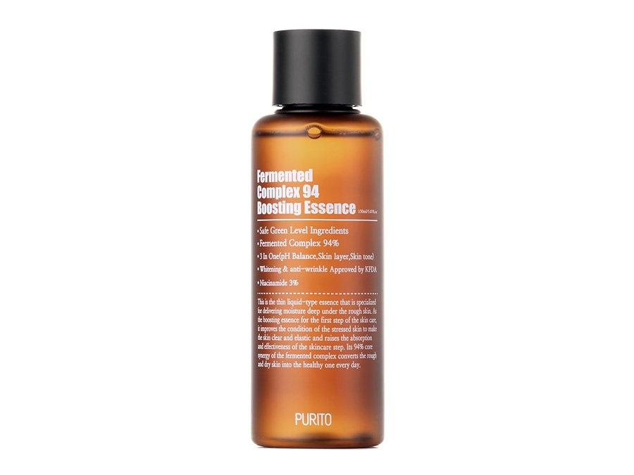Эссенция ферментированная для комплексного оздоровления и осветления кожи с лактобактериями и ниацинамидом PURITO Fermented Complex 94 Boosting Essence 150ml 0 - Фото 1