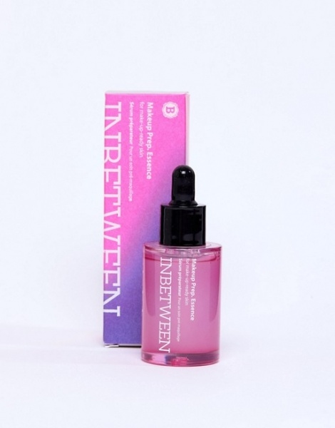 Сыворотка-праймер с ниацинамидом для подготовки кожи к нанесению макияжа  Blithe InBetween Makeup Prep Essence For Make-Up-Ready Skin 30ml 0 - Фото 1