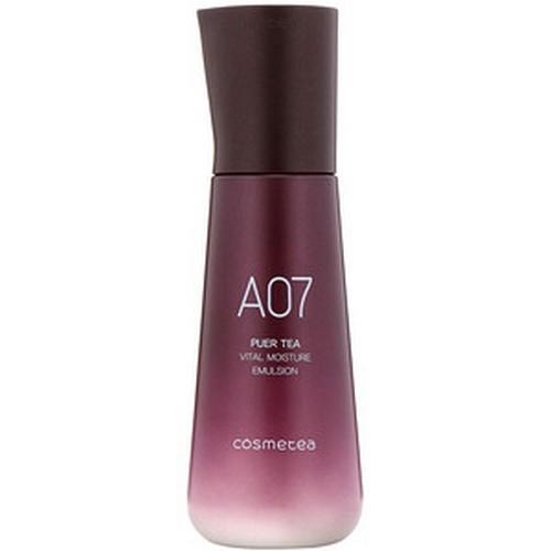 Эмульсия питательная увлажняющая Cosmetea A07 Puer Tea Vital Moisture Emulsion 30ml 2 - Фото 1