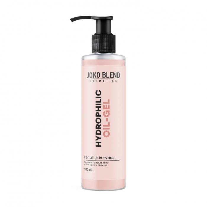 Гидрофильное масло-гель для лица Joko Blend Hydrophilic Cleansing Oil-Gel 200ml 0 - Фото 1
