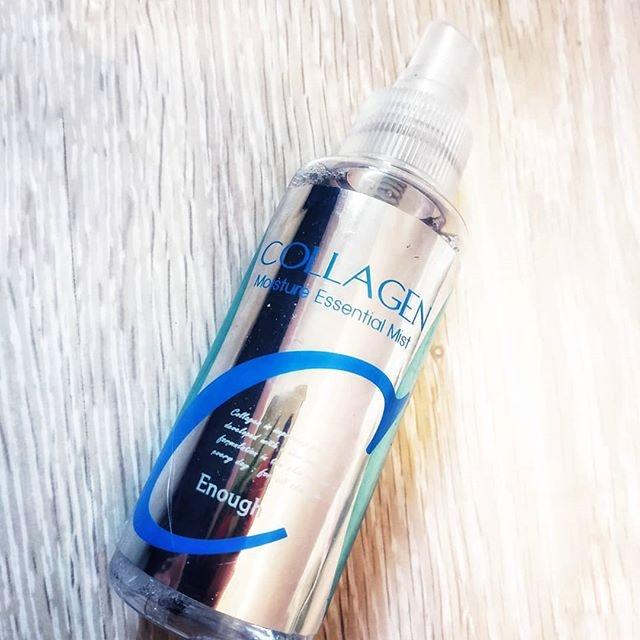 Увлажняющий коллагеновый мист для лица Enough Collagen Moisture Essential Mist 100ml 0 - Фото 1