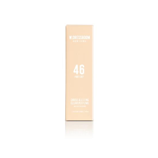 Парфюмированная вода с ароматом лилии W.Dressroom Dress & Living Clear Perfume No.46 Pure Lily 70ml