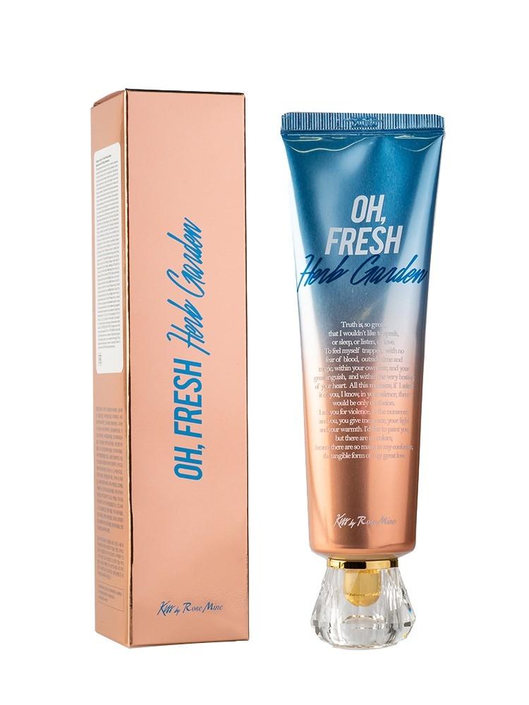Крем натуральный для тела Evas Kiss by Rosemine Fragrance Cream Oh, Fresh Herb 140ml 0 - Фото 1