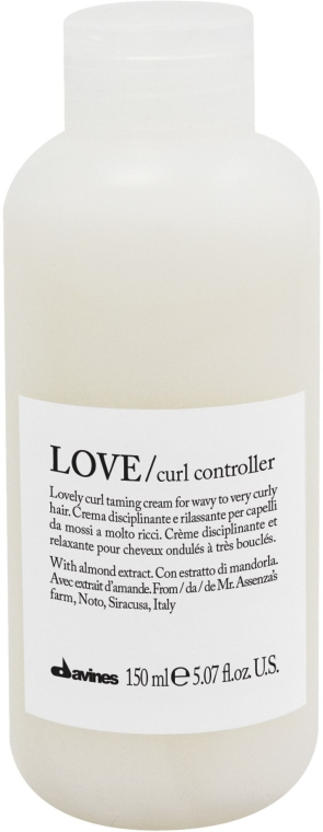 Крем, регулирующий объем завитка Davines Love Curl Controller Cream 150ml 0 - Фото 1