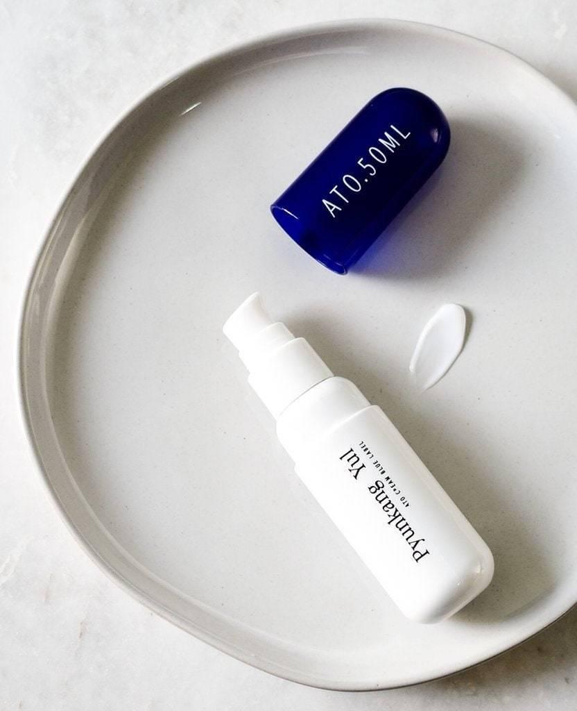 Натуральный Восстанавливающий Крем Для Проблемной И Чувствительной Кожи С Керамидами И Пептидами Pyunkang Yul ATO Cream 1 - Фото 2
