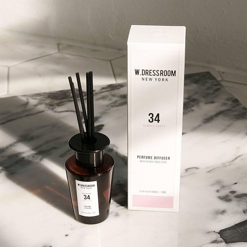 Диффузор Для Дома С Ароматом Фруктов  W.DRESSROOM Perfume Diffuser #34 Always Happy