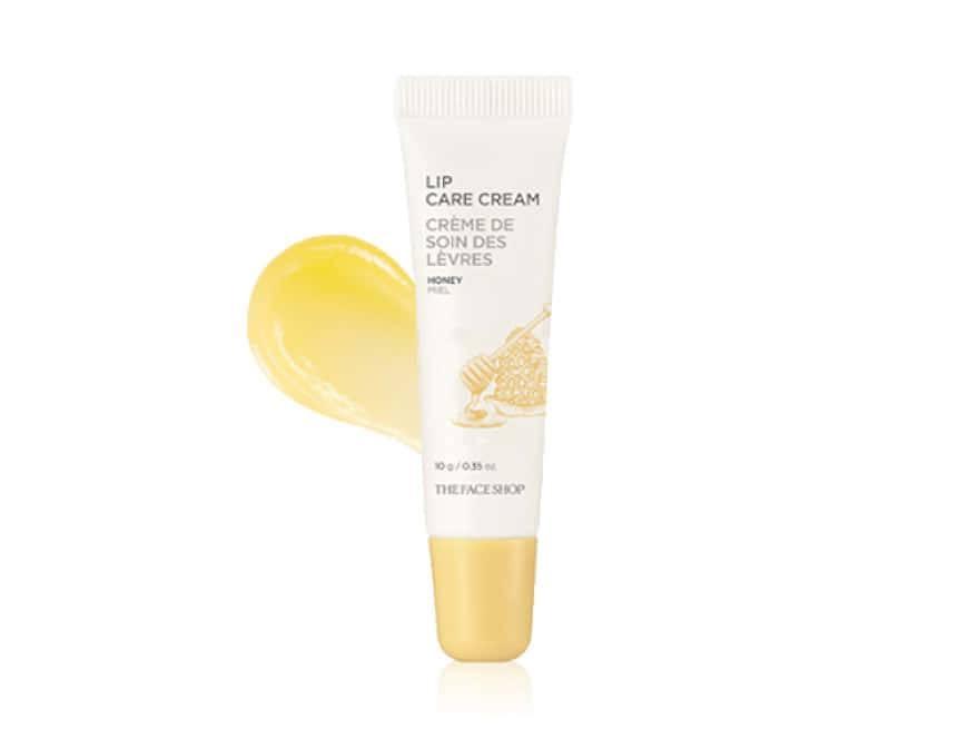 Бальзам Для Губ Увлажняющий С Экстрактом Манго The Face Shop Lovely Meex Lip Care Cream 0