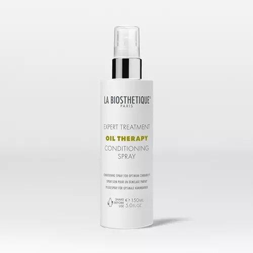 Кондиционер-спрей для облегчения расчесывания и блеска волос La Biosthetique Oil Therapy Conditioning Spray 150ml 0 - Фото 1