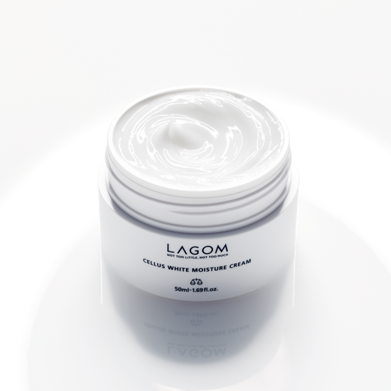Крем Осветляющий С Ниацинамидом Lagom Cellus White Moisture Cream 50 ml 0 - Фото 1