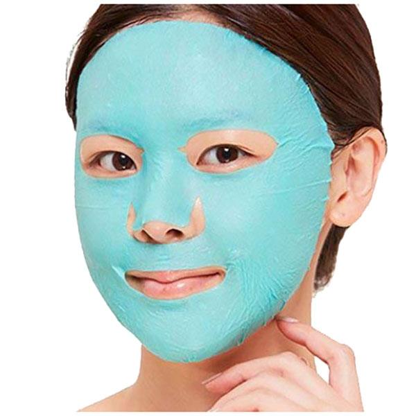 Тканевая фитохимическая маска с хлорофиллом для омоложения и питания кожи Missha Phytochemical Skin Supplement Sheet Mask Chlorophyll/AC Care 25ml 1 - Фото 2