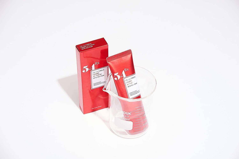 Увлажняющий крем-флюид для кожи с акнэ и пост-акнэ DR.GLODERM Ceqrx AC Logic All in One Fluid 50 ml