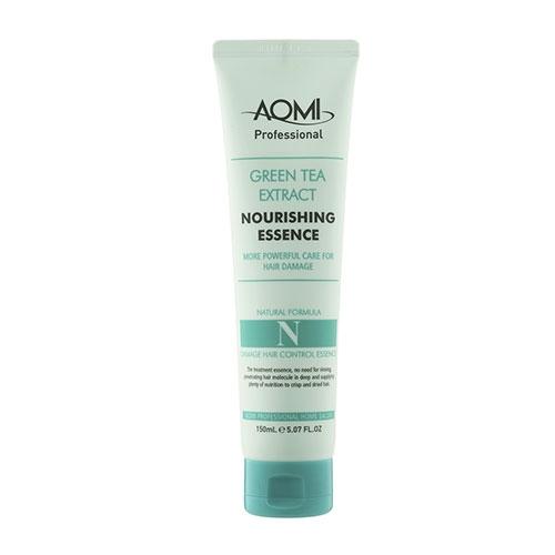 Эссенция восстанавливающая для поврежденных волос Aomi Green Tea Extract Nourishing Essence 150ml 0 - Фото 1