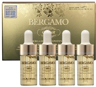 Сыворотка успокаивающая с экстрактом портулака Bergamo   High Potency Vitamin Ampoule 13ml 0 - Фото 1