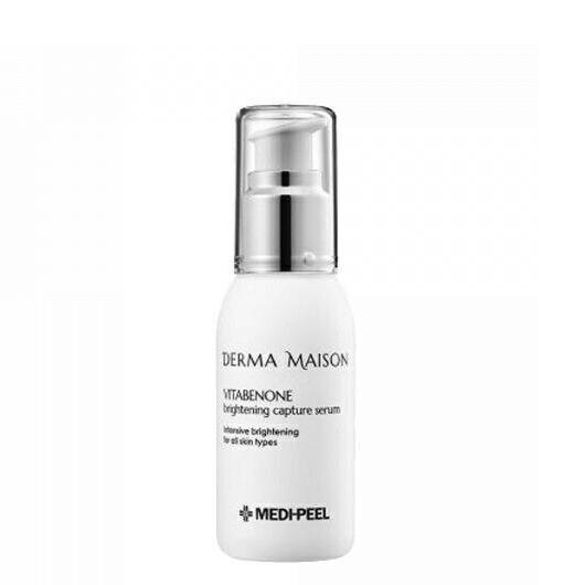 Мультивитаминная осветляющая сыворотка с идебеноном Medi-Peel Derma Maison Derma Maison Vitabenone Brightning Serum 50ml 0 - Фото 1