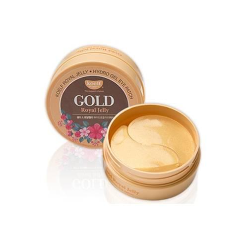 Патчи Омолаживающие И Снятие Отечности С Маточным Молочком Petitfee Gold Royal Jelly Hydrogel Eye Patch