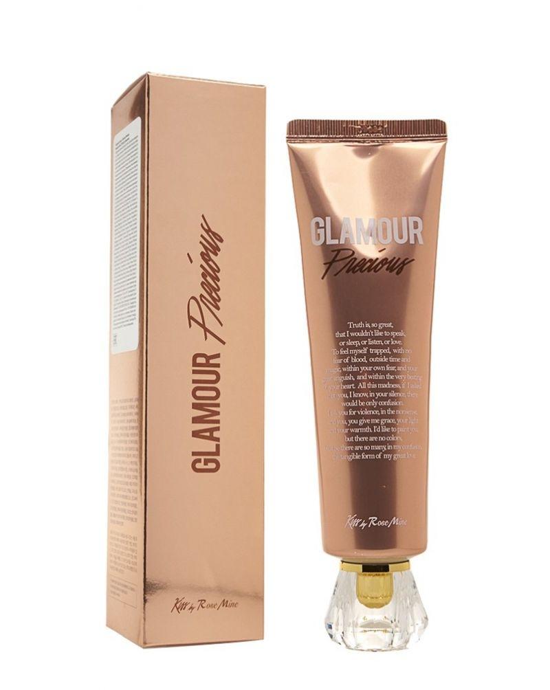 Крем для тела с ароматом мандарина и сладкого жасмина Evas Kiss by Rosemine Fragrance Cream Glamour Precious 140ml 0 - Фото 1