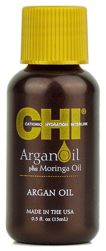Масло восстанавливающее для волос CHI Argan Oil  0 - Фото 1