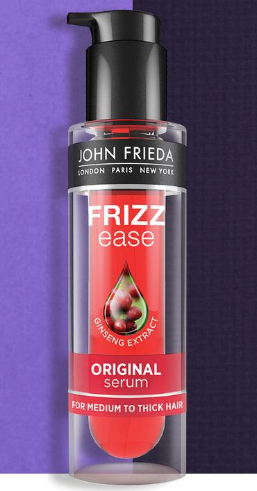 Сыворотка для облегчения укладки непослушных волос John Frieda Frizz Ease Original 6 Effects Serum 50ml 1 - Фото 2