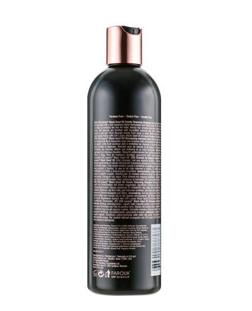 Шампунь для волос нежный очищающий с маслом черного тмина CHI Luxury Black Seed Oil Gentle Cleansing Shampoo 355ml 2 - Фото 2