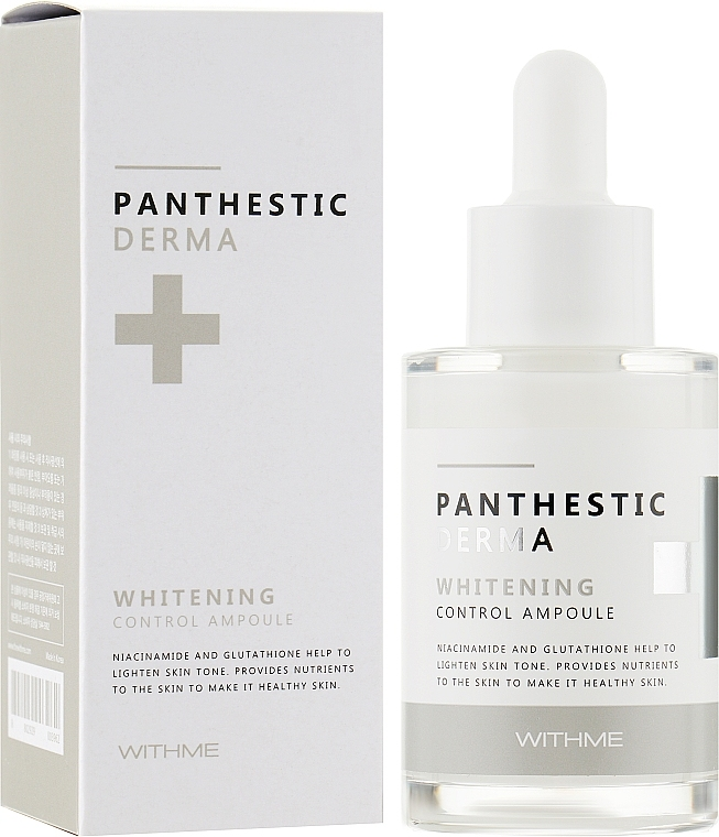 Сыворотка осветляющая для лица Evas Panthestic Derma Whitening Control Ampoule 30ml 0 - Фото 1