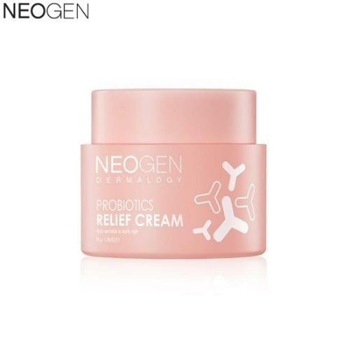 Омолаживающий крем с пробиотиками и фосфолипидами Neogen Probiotics Relief Cream 50g 0 - Фото 1