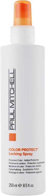 Спрей-кондиционер для окрашенных волос Paul Mitchell Color Protect Locking Spray 250ml 0 - Фото 1