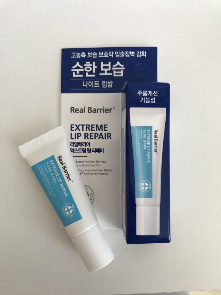 Защитный ночной бальзам для губ Real Barrier Extreme Lip Repair 7g 0 - Фото 1