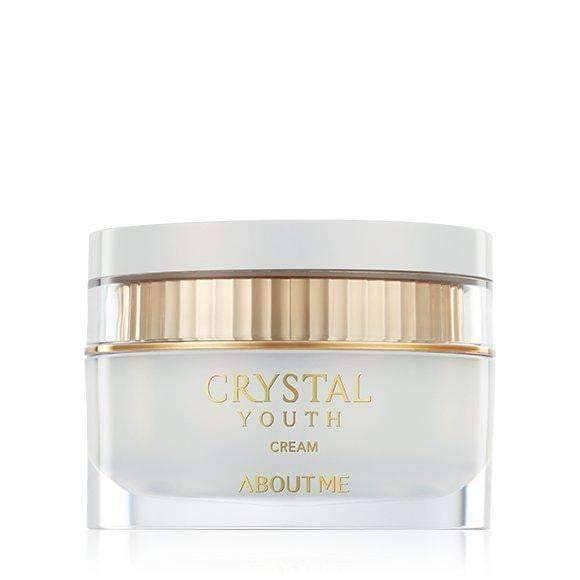 Крем питательный со стволовыми клетками сапонарии About Me Crystal Youth Cream 50ml