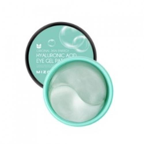 Патчи омолаживающие с гиалуроновой кислотой Mizon Hyaluronic Acid Eye Gel Patch 60 шт 0 - Фото 1