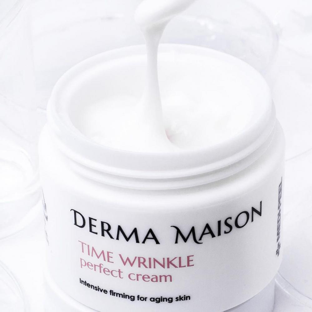Крем омолаживающий с коллагеном Medi-Peel Derma Maison Time Wrinkle Perfect Cream 50ml