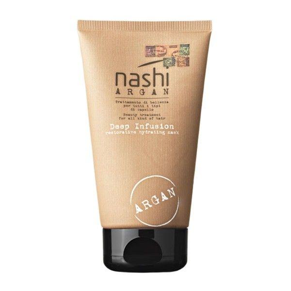 Маска для волос глубокого воздействия Nashi Argan Deep Infusion Restorative Hydrating Mask 200ml 0 - Фото 1