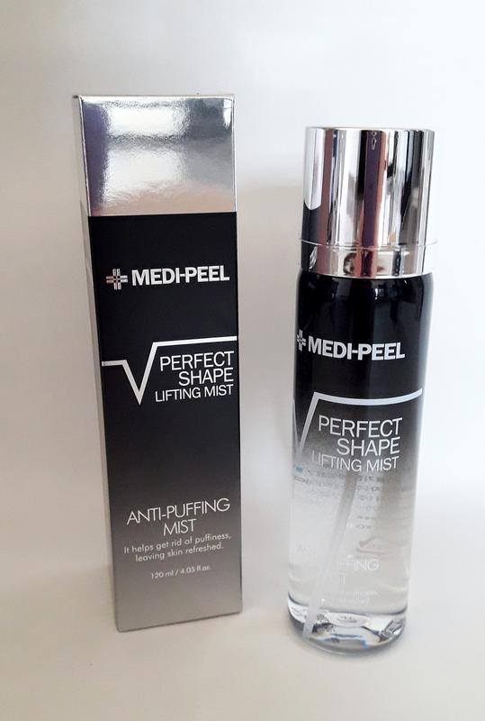 Мист Омолаживающий Восстанавливающий С Пептидами Medi-Peel V-Perfect Shape Lifting Mist 120ml 0 - Фото 1