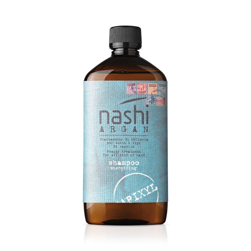 Шампунь энергетический Nashi Argan Capyxil Shampoo 200ml 2 - Фото 2