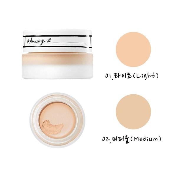 Консилер для качественной маркировки недостатков кожи с скваланом Dr.Jart+ Dermakeup Power Balm Concealer SPF30,PA+++ 10g 1 - Фото 2