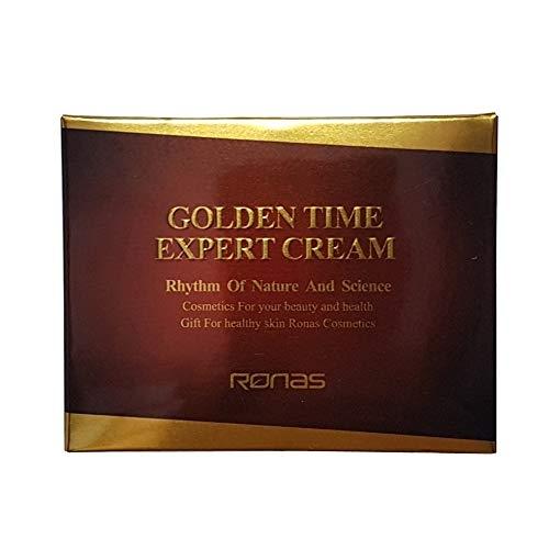 Крем питательный с маслом ши Ronas Golden Time Expert 100ml 2 - Фото 2