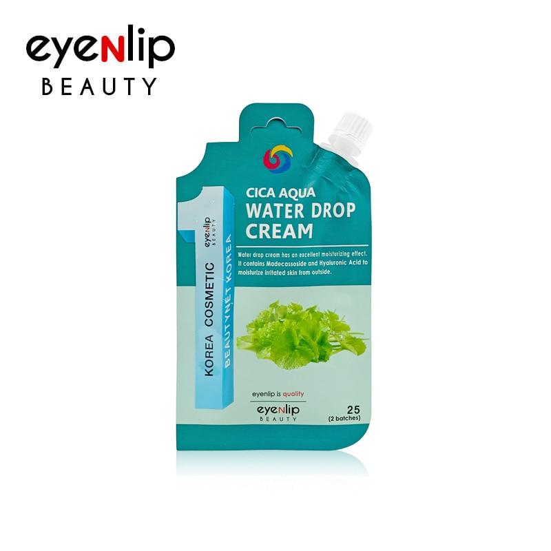 Крем увлажняющий с центеллой азиатской для лица Eyenlip ClCA AQUA WATER DROP CREAM 25g 0 - Фото 1