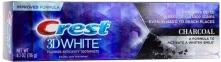 Паста зубная отбеливающая Crest 3D White Charcoal 116g 0 - Фото 1