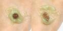 Ночная маска с экстрактом зеленого чая Etude House Bubble Tea Sleeping pack #Green Tea 100ml 3 - Фото 4